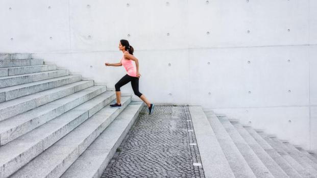Runnin Up The Stairs